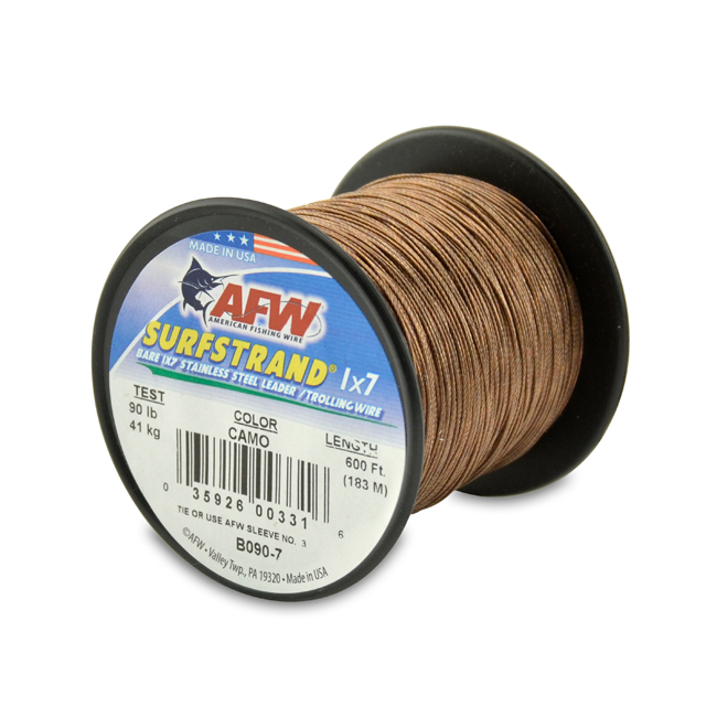 AFW Surfstrand Bare 7 Strand Wire