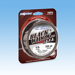 Black Widow IGFA Mono Line