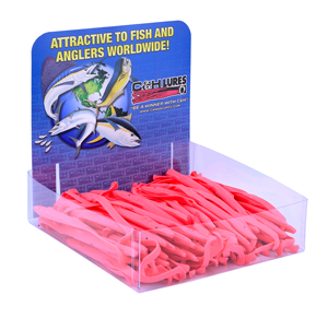 C&H, Sand Eel, POP Display, Hot Pink, 6.75 in (17.1 cm), 100 pc