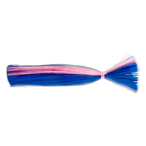 C&H, Sea Witch Lure, Blue/Pink Skirt, 4 oz (113.3 g) Head