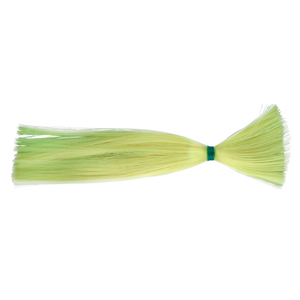 C&H, Sea Witch Lure, Chartreuse Skirt, 1 oz (28.3 g) Head