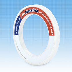 Triple Fish - 100% Fluorocarbon Leader