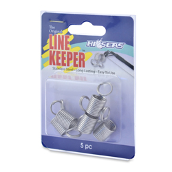 Line Keeper, Stainless Steel, 5 pc