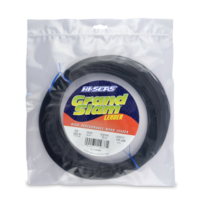 Grand Slam Mono Leader, 250 lb (113.3 kg) test, .071 in (1.80 mm) dia, Black, 100 yd (91 m)