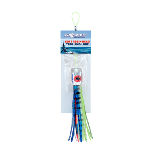 Cruxis Series, 4.7 in (12 cm) length, Blue/Mackerel, White/Blue/Red, 1 pc