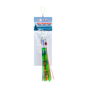 Killer Series, 4.7 in (12 cm) length, Green/Red/Chartreuse, Orange,Mackerel, 1 pc