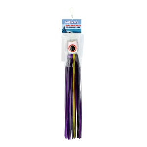 Libra Series, 13 in (33 cm) length, Black/Purple, Black/Purple, 1 pc